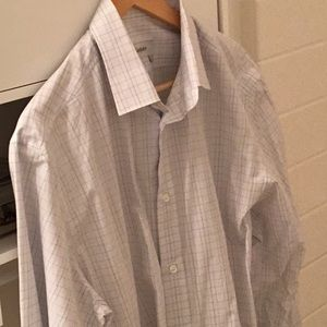 Yves Saint Laurent Men's Dress Shirt (16 1/2 US)